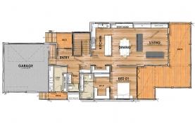 D30.5 - Floor Plan - First Level