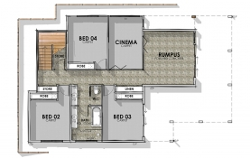 D30.5 - Floor Plan - Ground Level