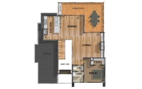 D21 - Floor Plan - First Level