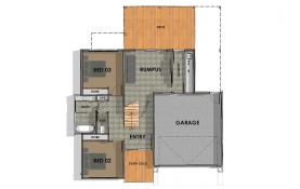 D21 - Floor Plan - Ground Level