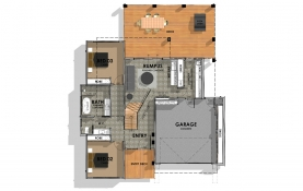 D25.3 Floor Plan - Ground Level