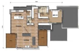 D29.8 - Floor Plan - First Level