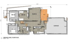 D32 - Floor Plan - Ground Level