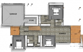 D32.8 - Floor Plan - Ground Level