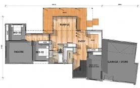 D33.6 - Floor Plan - Ground Level