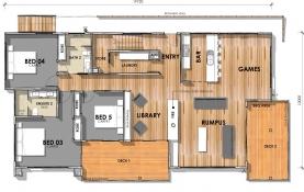 D36 -  Floor Plan - Ground Level