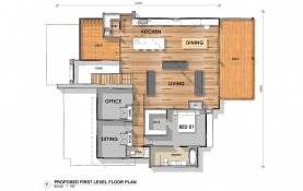 D37 - Floor Plan - First Level