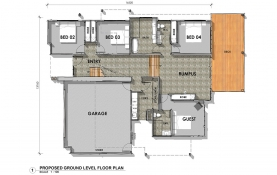 D37 - Floor Plan - Ground Level