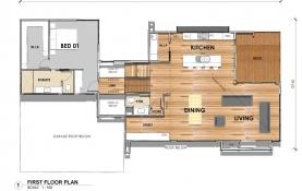 DS32 - Floor Plan - First Level