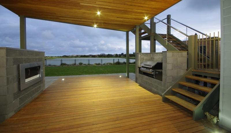 16. Ground Floor Deck 1