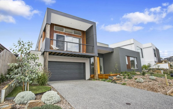 Attractive Sloping Block Home Designs Sydney