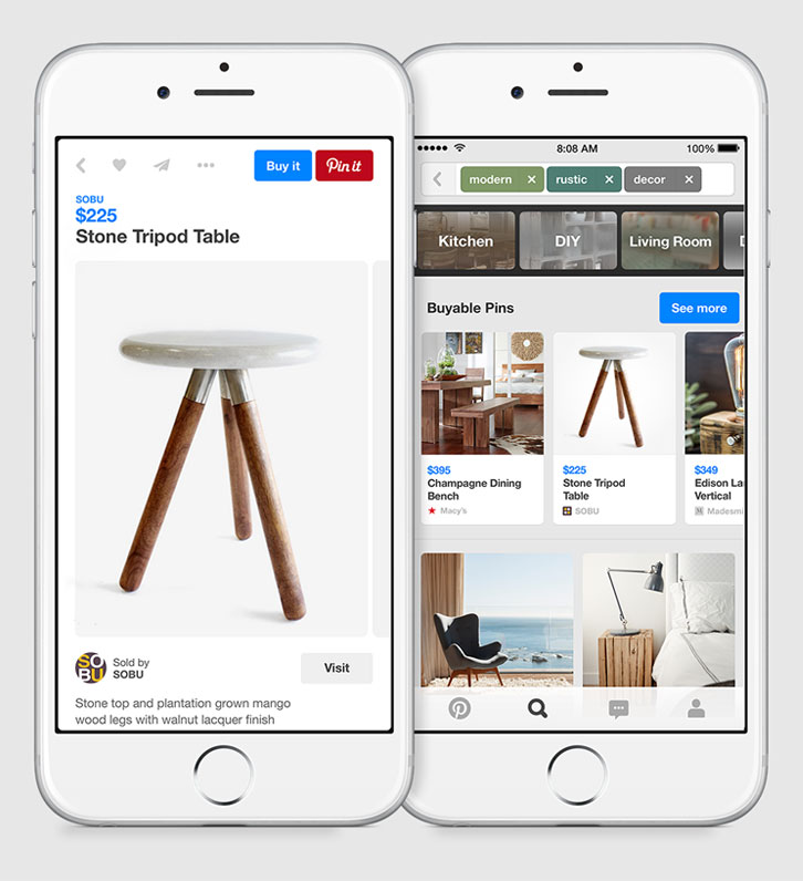 pinterest products
