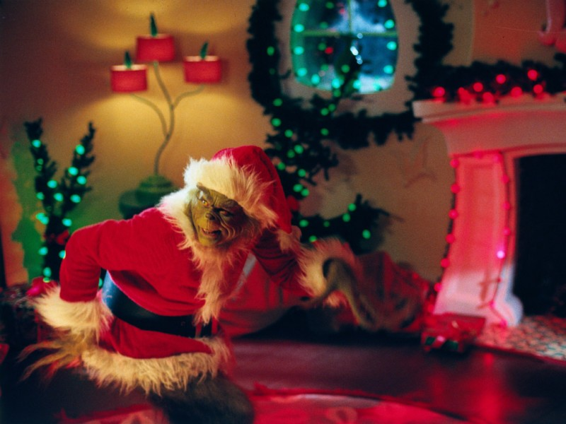 Don't Let The Grinch Into Your Home This Christmas