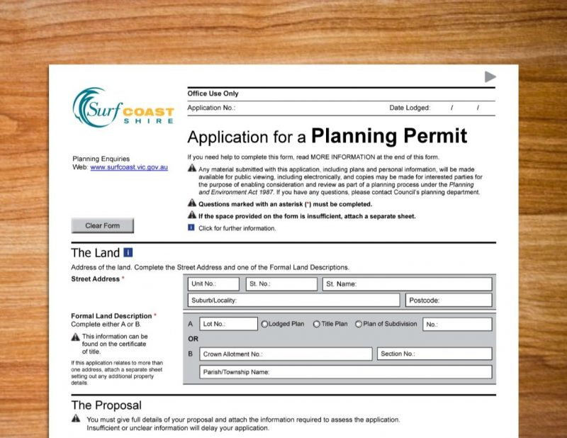 Planning Permit – How Will It Impact You