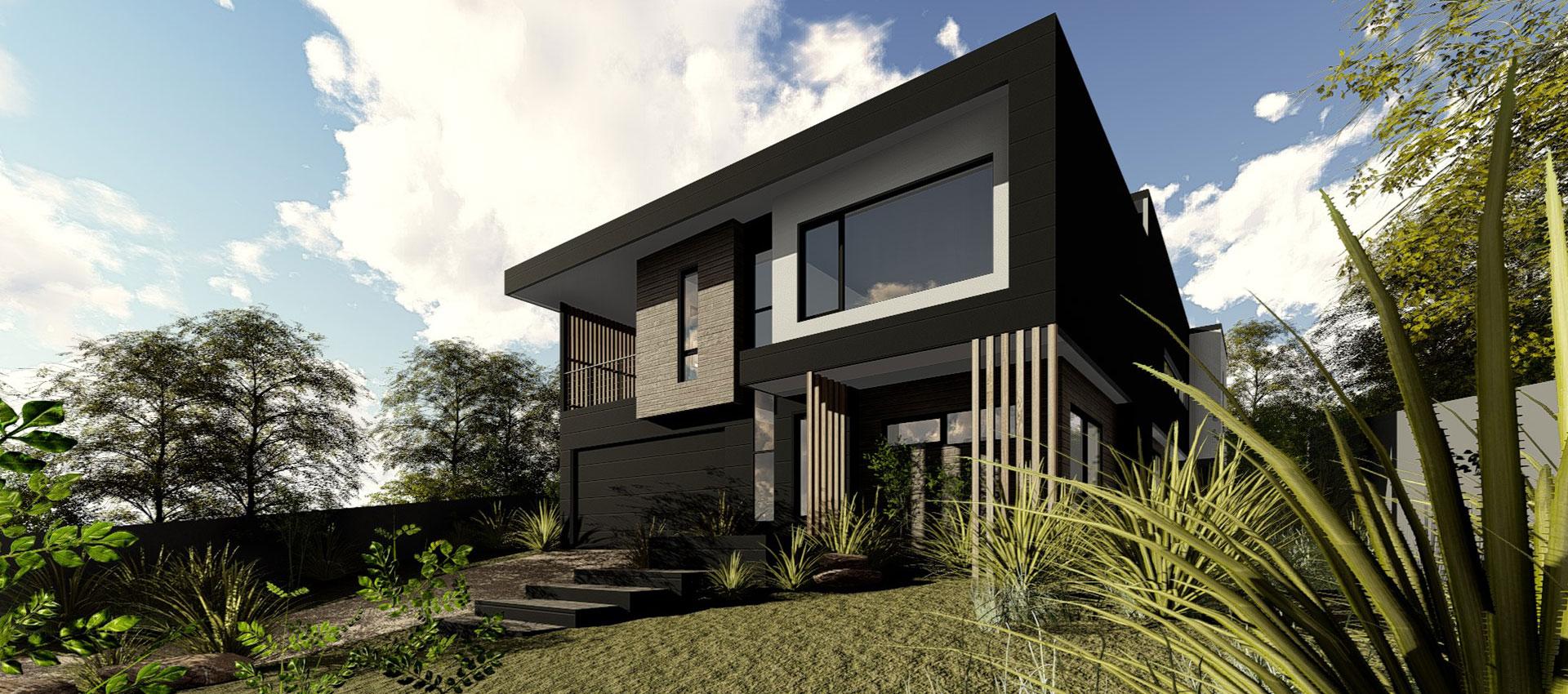 Torquay 41 Sloping Block Design 1