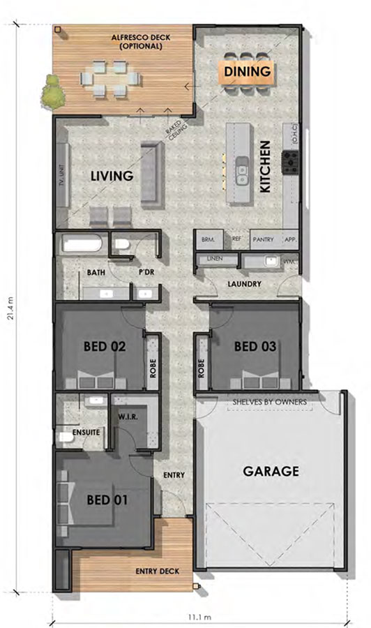 Lot 811 Musgrove Street Torquay Bellarine 21 House