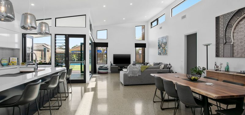 Project Spotlight – Contemporary Custom Home On The Bellarine