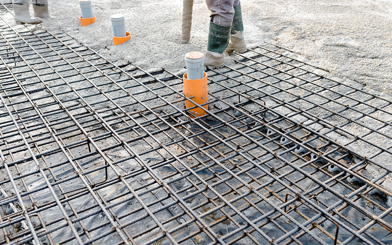 House Slab Type Site Costs