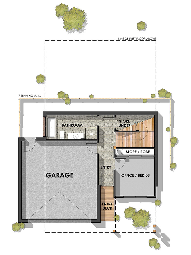 The Barrabool 22 Home Design Ground Floor Plan