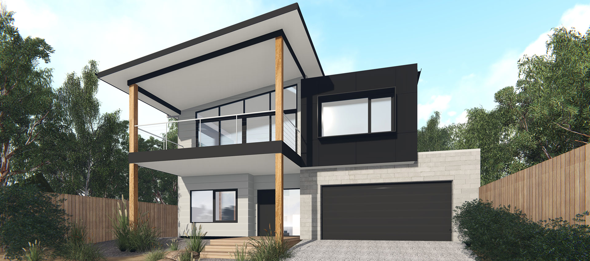 Bellbrae 30 Double Storey Home Design Geelong
