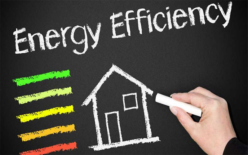 Energy Efficient House Roof