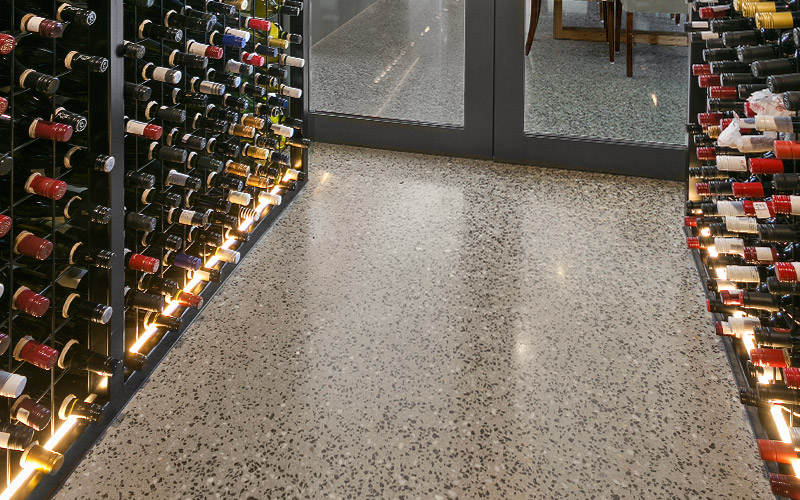 Polished Concrete Floor Geelong