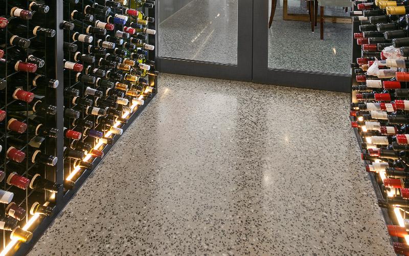 Polished Concrete Floor Geelong