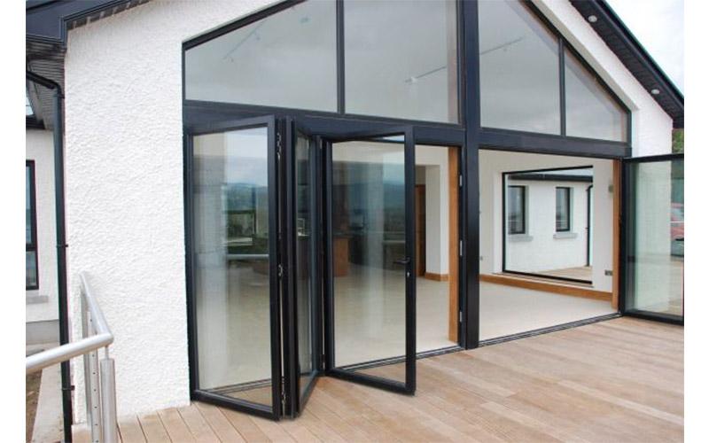 Bifold Double Glazed Doors Geelong