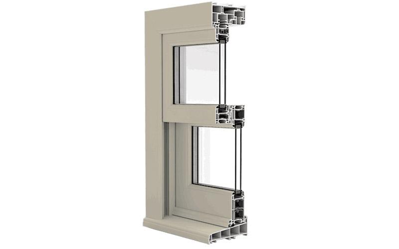 Double Hung Double Glazed Windows Geelong