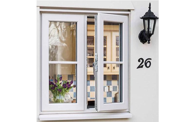Dougle Glazed Casement Windows Geelong