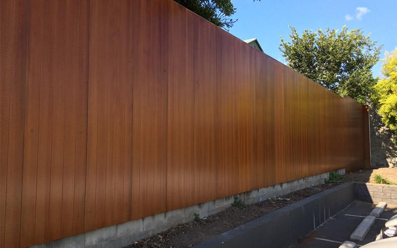 BAL Ratings - Fire Retardant Fence - Polytec