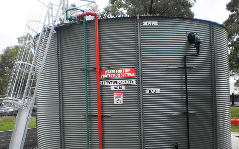 BAL Ratings - Water Tanks