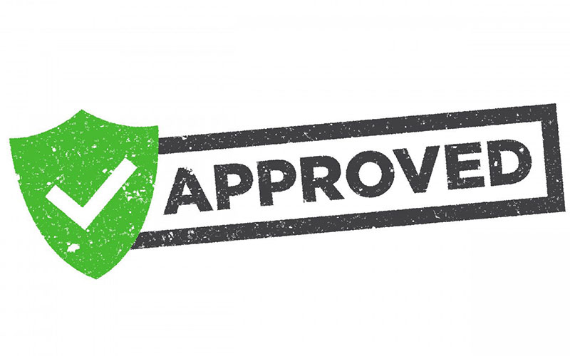 Mistakes when building a house - Formal Approval