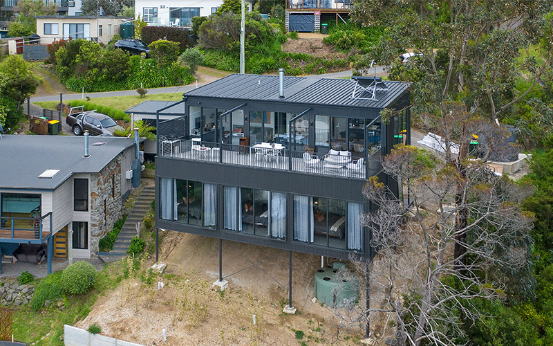 Building In A Coastal Environment - Raised House