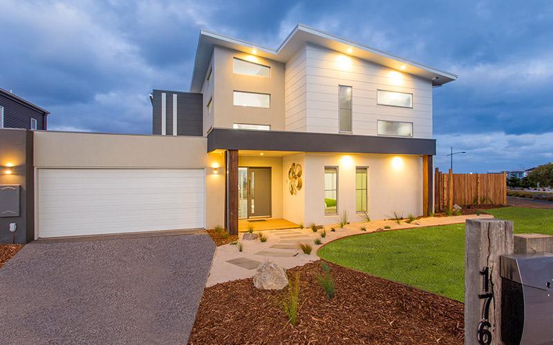 Designing North Front Facing Block Pivot Homes 3
