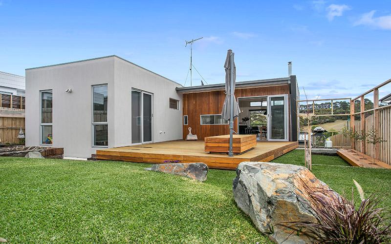 Designing North Front Facing Block Pivot Homes 6
