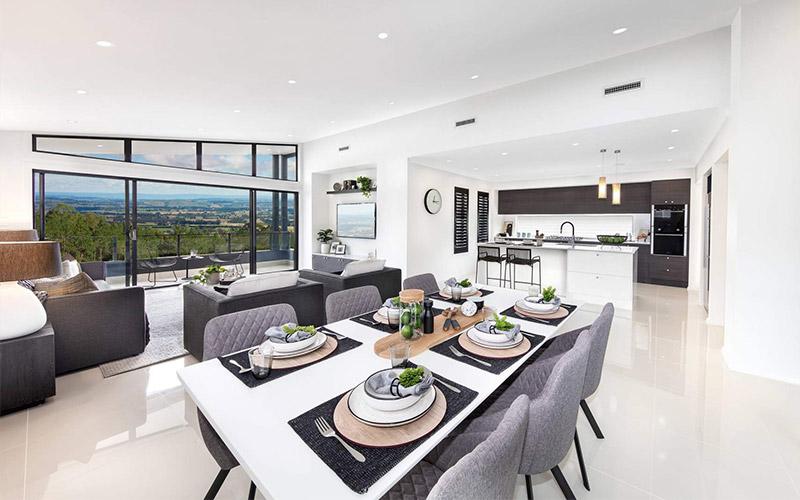 Reverse Living Home Designs Pivot Homes