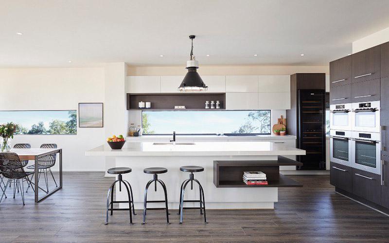 Reverse Living Home Designs