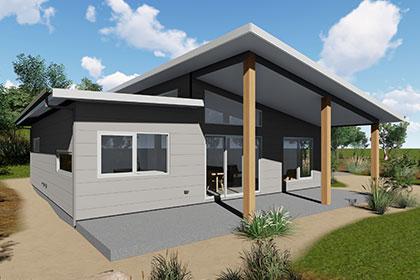 TEESDALE 13 Single Storey Design